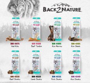Back 2 Nature Dog Treats