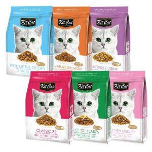 Kit Cat 1.2kg Dry Food