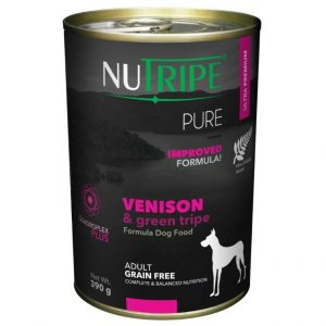 Nutripe Dog Canned Food