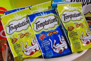 Temptation Cat Treats