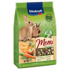 Vitakraft Rabbit Menu